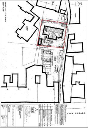 Thumbnail Land for sale in Park Parade, Harrogate