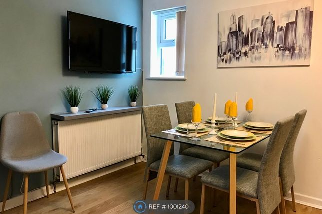Dining Area With 43 Smart Tv