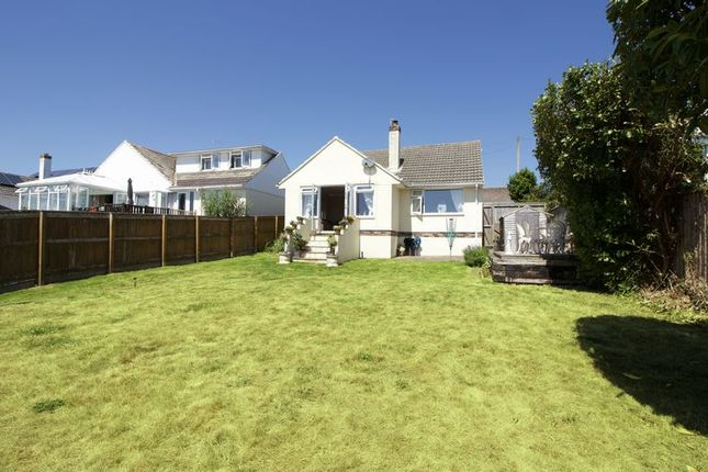 Thumbnail Detached bungalow for sale in Lichfield Drive, Brixham