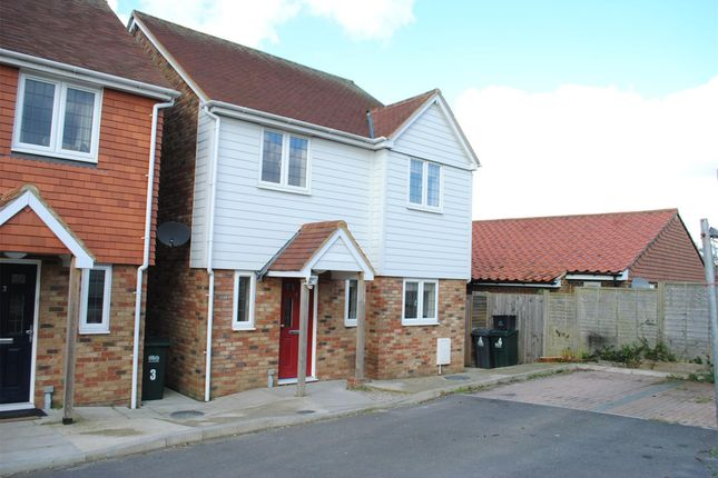 Thumbnail Detached house to rent in Orchard Way, Westfield, Hastings, East Sussex