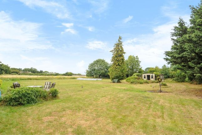 Thumbnail Detached bungalow for sale in Station Road, Enslow