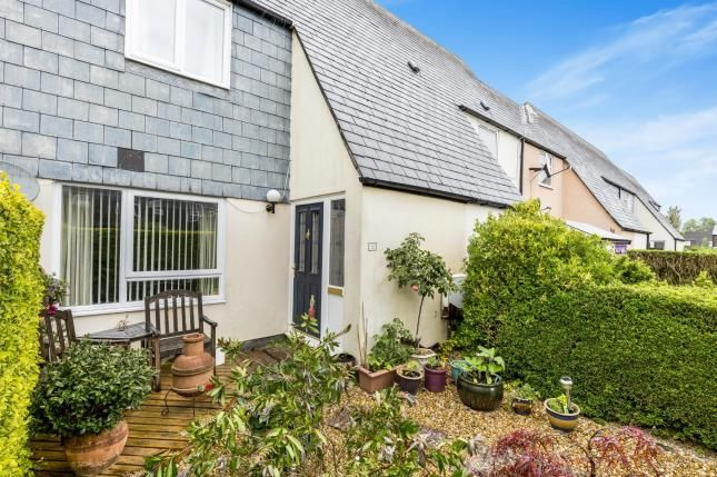 Thumbnail Terraced house for sale in Croft Mead, Chichester, West Sussex, England