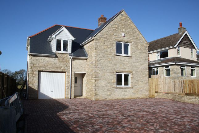 Thumbnail Detached house for sale in Harmans Cross, Swanage