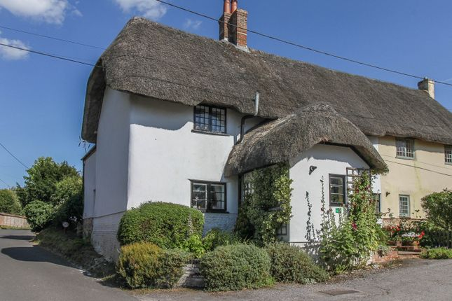 Thumbnail Cottage for sale in Abbotts Ann, Andover, Hampshire