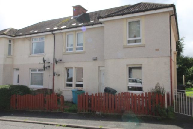 Thumbnail Flat to rent in Beechbank Avenue, Airdrie, North Lanarkshire