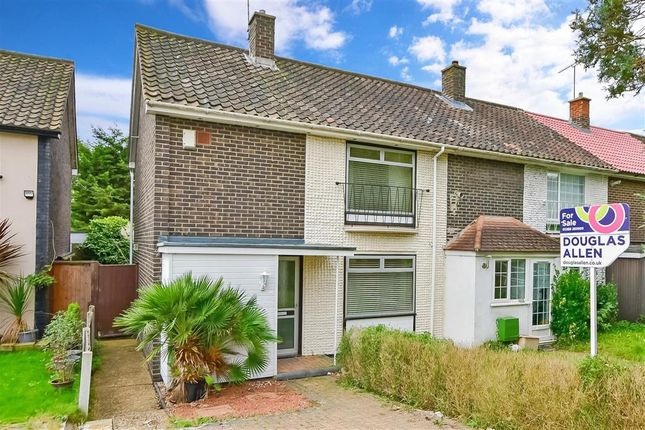 2 bed end terrace house for sale in Scarletts, Basildon, Essex SS14