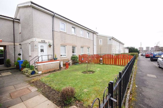 Thumbnail Flat for sale in Robert Burns Avenue, Clydebank
