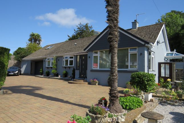 Thumbnail Detached bungalow for sale in St. Michaels Road, Torquay