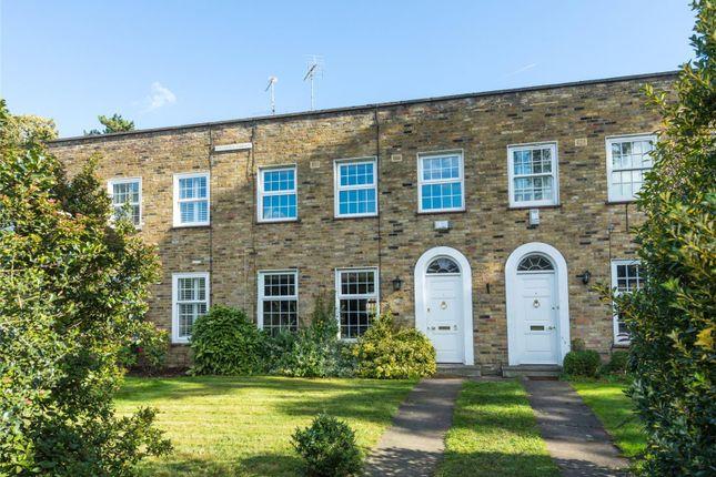 3 bed terraced house for sale in Culverden Terrace, Oatlands Drive, Weybridge, Surrey
