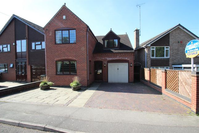 4 bed detached house for sale in Central Avenue, Stoke, Coventry