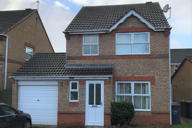 Thumbnail Detached house to rent in Fox Covert, Lincoln