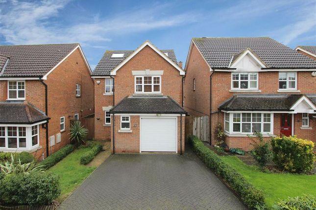 Thumbnail Detached house for sale in Rushendon Furlong, Pitstone, Leighton Buzzard