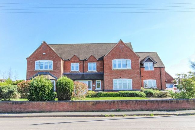 Thumbnail Detached house for sale in Soudley, Market Drayton, Shropshire