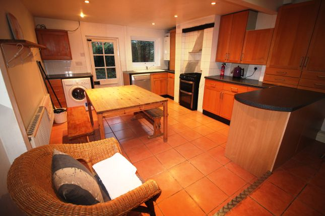 Thumbnail Terraced house to rent in Elgar Road, Reading