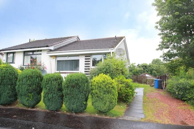 Thumbnail Bungalow for sale in Maukeshill Court, Livingston Village, West Lothian