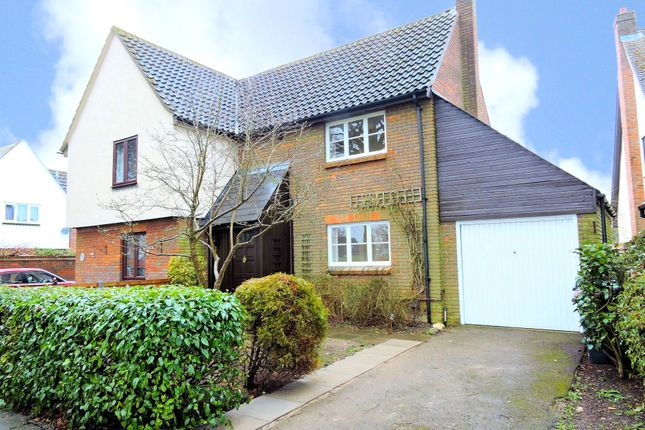 2 bed semi-detached house for sale in Garnetts Lane, Felsted CM6