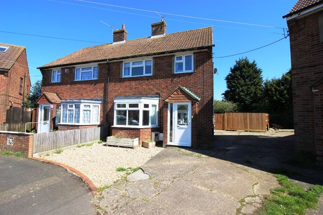 Front of Vernon Close, West Kingsdown TN15