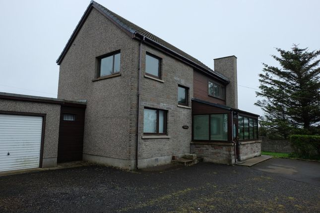 Thumbnail Detached house to rent in Wick