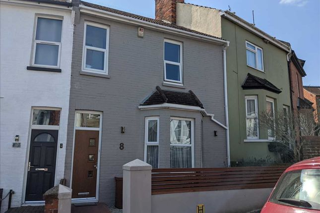 Thumbnail Terraced house to rent in Harpers Road, Newhaven