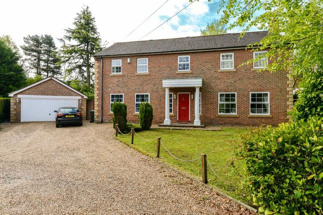 Thumbnail Detached house for sale in Bewcastle Drive, Off Ruff Lane, Ormskirk