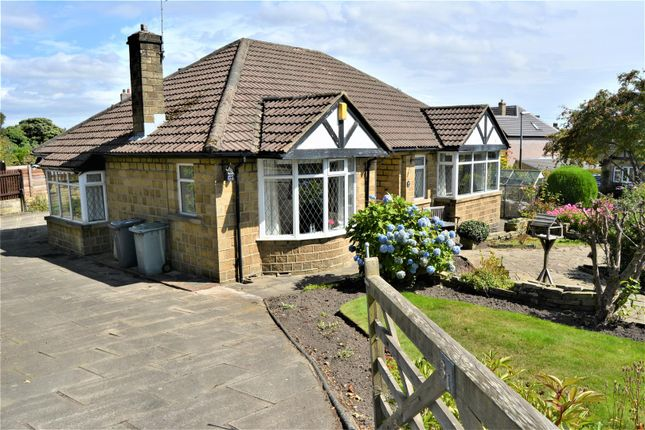 Thumbnail Detached bungalow for sale in Thornhill Road, Lindley, Huddersfield