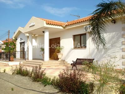 2 bed bungalow for sale in Limassol, Cyprus