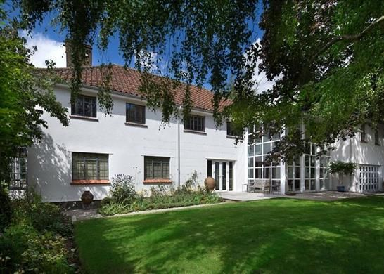 Thumbnail Detached house for sale in Sandfield Road, Oxford, Oxfordshire