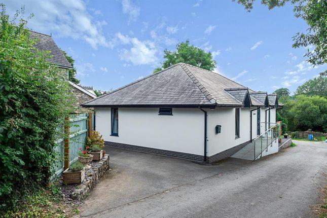 Thumbnail Detached bungalow for sale in Newbridge-On-Wye, Llandrindod Wells