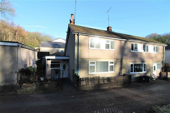 3 bed semi-detached house for sale in Lower Palmers Flat, Coalway, Coleford