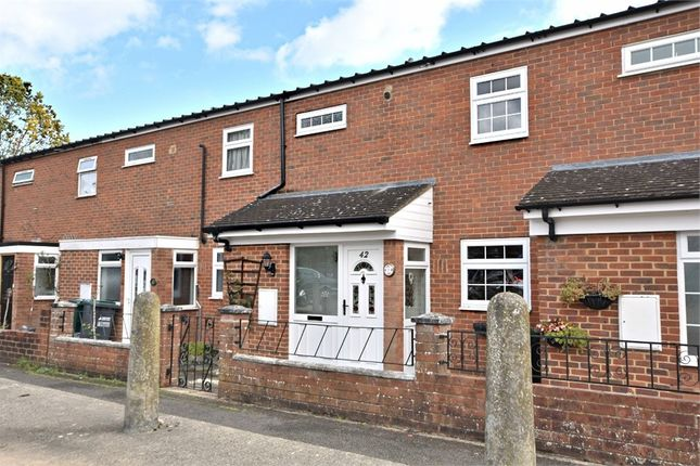 Thumbnail Terraced house to rent in Jacketts Field, Abbots Langley, Hertfordshire