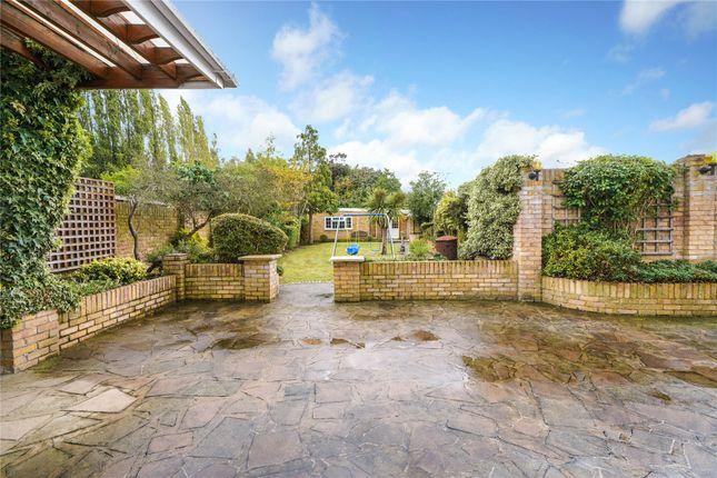 Terrace/Garden of Assher Road, Hersham, Walton-On-Thames, Surrey KT12