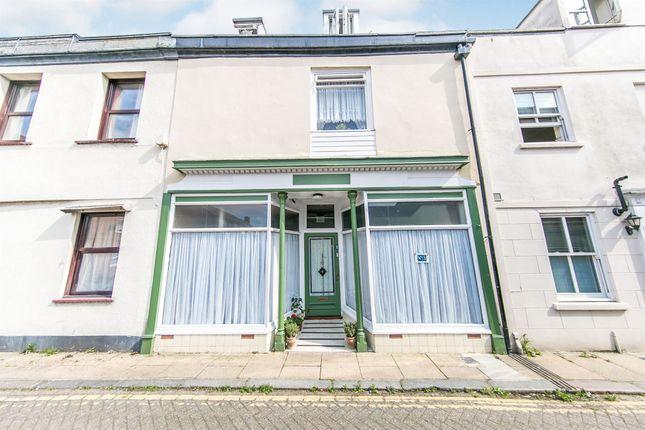 Terraced house for sale in Market Street, Harwich