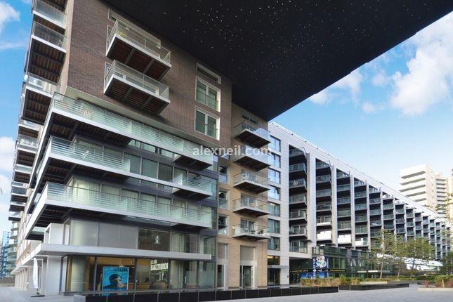 Thumbnail Flat to rent in Baltimore Wharf, London