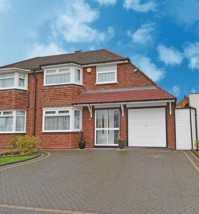 3 bed semi-detached house for sale in Windmill Avenue, Rubery, Birmingham