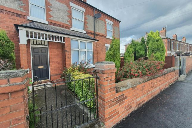Thumbnail End terrace house to rent in Mayfield Road, Grappenhall