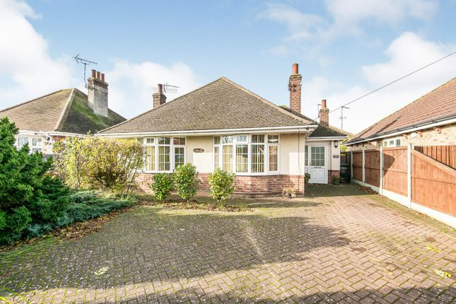 Thumbnail Bungalow to rent in London Road, Clacton-On-Sea