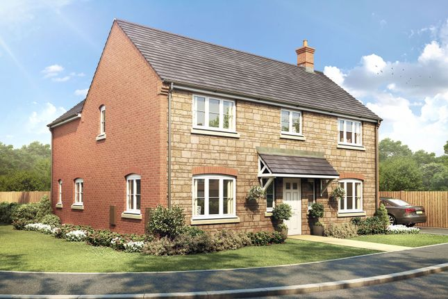 Thumbnail Detached house for sale in Wardentree Lane, Pinchbeck