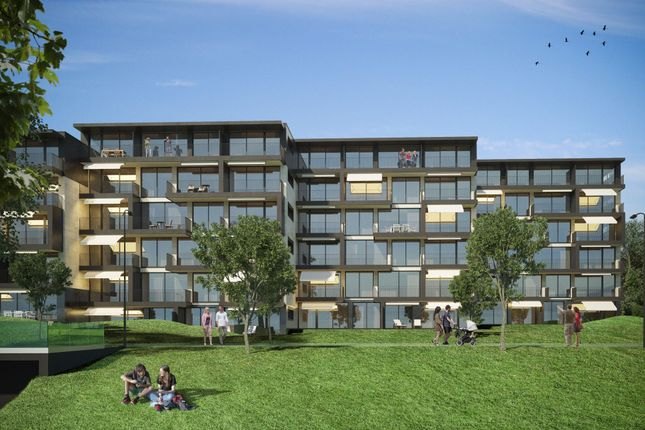 Thumbnail Apartment for sale in Montreux, Chebres, Vaud, Switzerland
