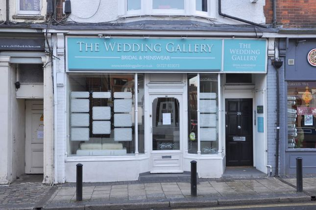 Thumbnail Property to rent in London Road, St Albans