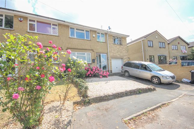 Thumbnail Semi-detached house for sale in Selworthy, Kingswood, Bristol