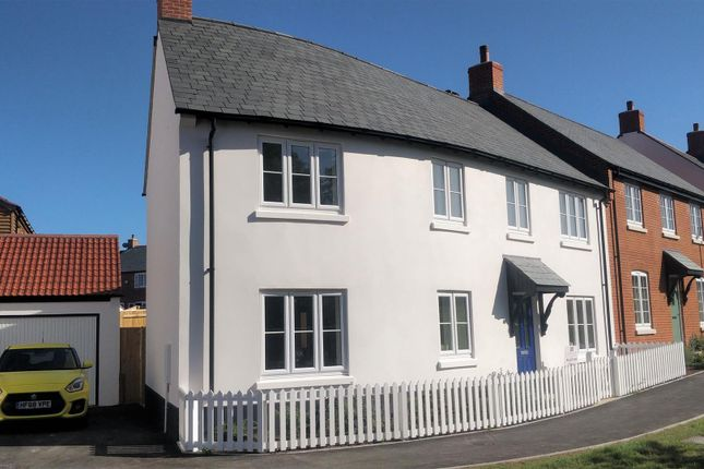 Thumbnail Semi-detached house for sale in Willow Walk, Chickerell, Weymouth