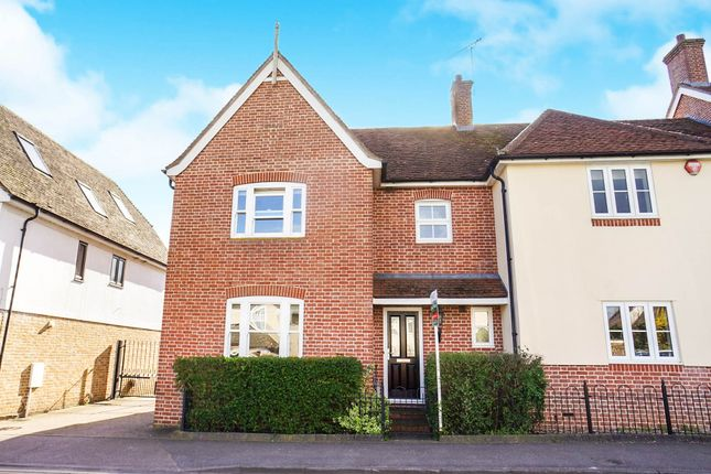 3 bed semi-detached house for sale in High Street, Watton At Stone, Hertford