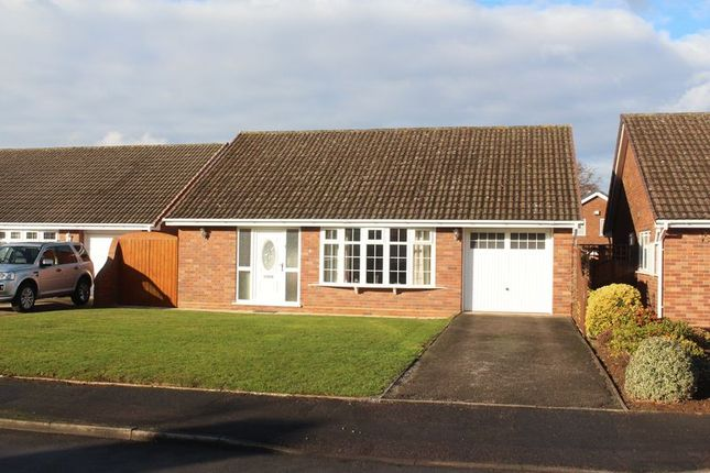 Thumbnail Detached bungalow for sale in Maywood Close, Kingswinford