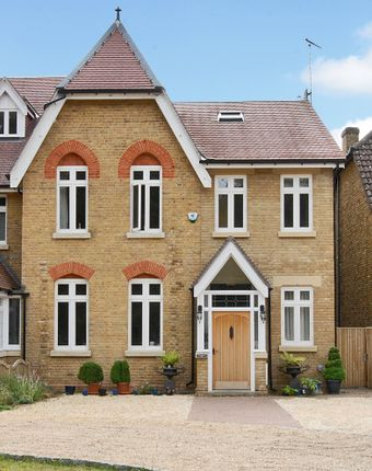 Thumbnail Semi-detached house to rent in St. Catherines Road, Frimley, Camberley