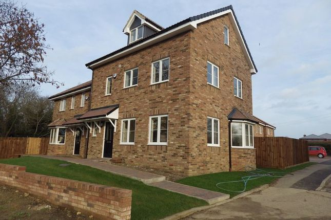 Thumbnail Detached house to rent in The Brickhills, Henbrook, Eynesbury