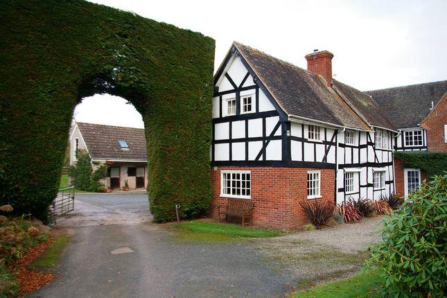 Thumbnail Semi-detached house to rent in Bannals Lane, Stoke Bliss, Tenbury Wells