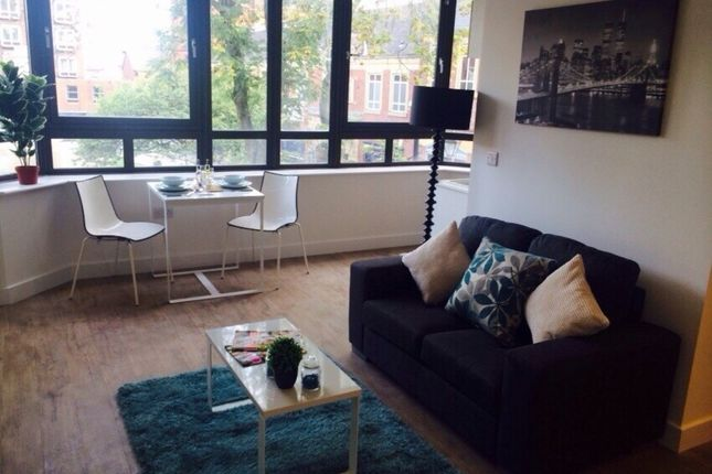1 bed flat for sale in Nelson Square, Bolton