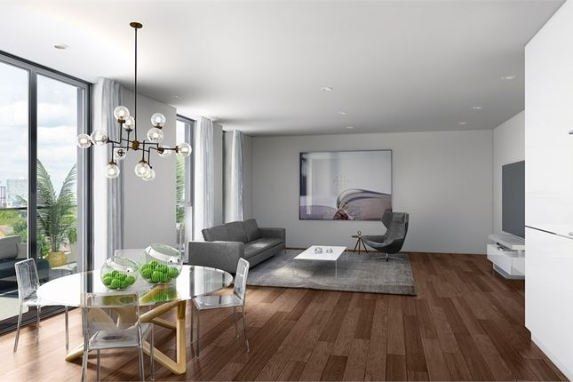 Thumbnail Flat for sale in Hornbeam House, 22 Quebec Way, Canada Water