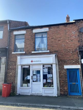 Thumbnail Retail premises for sale in 33 Beamish Street, Stanley
