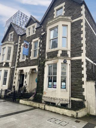 Thumbnail Office to let in Ground Floor & Basement, 26-28 Churchill Way, Cardiff